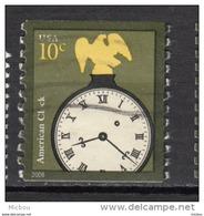 Canada, Horloge, Clock, Horlogerie, Aigle, Eagle - Clocks
