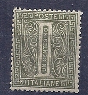 190032432  ITALIA  YVERT    Nº  12  */MH - Nuevos