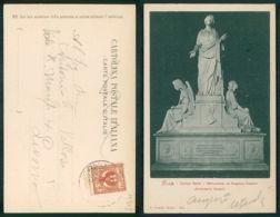 OF [ 19373 ] - ITALIA - PISA CAMPO SANTO MONUMENTO AD ANGELICA CATALANI - Italia
