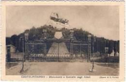 """1930circa-""""Castelfidardo Monumento E Cancello Degli Allori"""" - Ancona"""