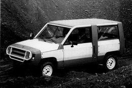 Renault Rodeo Hoggar   -   1984      -  CPM - Voitures De Tourisme