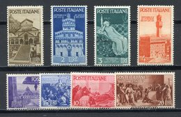 ITALIA  REPUBBLICA  1946 AVENTO DELLA REUBBLICA S.131== MNH** - 1946-.. République