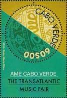 Cape Verde 2016 Mih. 1040 Transatlantic Music Fair MNH ** - Kap Verde