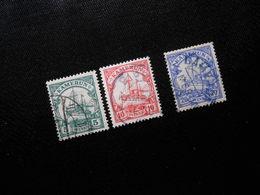 D.R. Mi 8/22a/10   Deutsche Kolonien (Kamerun) 1900/1919 - Mi 6,40 € - Kolonie: Kamerun