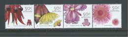 Australia 2005 Wildflowers Strip Of 4 MNH - 2000-09 Elizabeth II