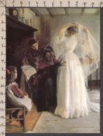 PB101/ John H. F. BACON, *The Wedding Morning* - Malerei & Gemälde