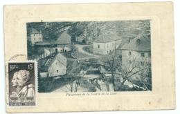 25 - Source De La Loue - Panorama - France
