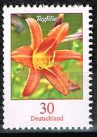 Bund 2020, Michel # 3509 ** Blumen: Taglilie - [7] Federal Republic