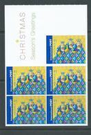 Australia 2004 Christmas $1 International Self Adhesive Sheetlet Of 5 MNH - 2000-09 Elizabeth II