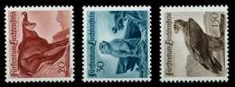 LIECHTENSTEIN 1947 Nr 253-255 Postfrisch X6F6BF2 - Liechtenstein