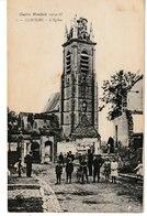 Nord SEBOURG L'église (animation) - Otros Municipios