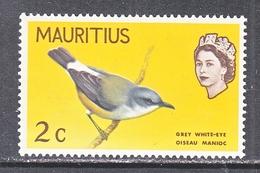 Mauritius 276  *   BIRD - Specht- & Bartvögel