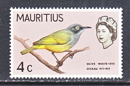 MAURITIUS  278     *       BIRDS - Specht- & Bartvögel