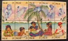 PALAU - MNH** - 1989 - # 220 A-J - Palau