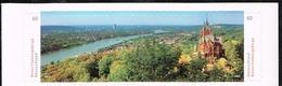 Bund 2020, Michel # 3517 - 3518 ** Deutschlands Schönste Panoramen: Bonn/ Siebengebirge, Selbstklebend - [7] République Fédérale
