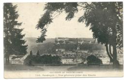 25 - Excursion En Franche-Comté - Besançon - Vue Générale Prise Des Glacis - Besancon
