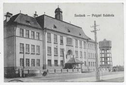 Szolnok - Polgari Fiuiskola - Budapest To Rangoon, Burma - Hongrie