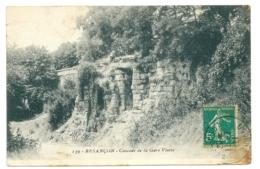 25 - Besançon - Cascade De La Gare Viotte - Besancon