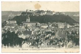 25 - Besançon - La Citadelle, Prise Du Clocher De Saint-Pierre - Besancon