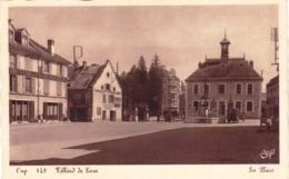38 - Isere - VILLARD De LANS - La Place - Hotel De La Poste - Villard-de-Lans