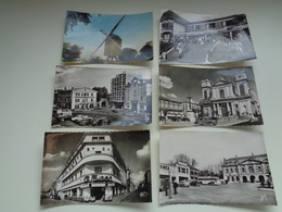 Beau Lot De 60 Cartes Postales De France CPSM Petit Format  Brillant  Mooi Lot Van 60 Postkaarten Van Frankrijk - Cartes Postales