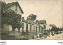 95 US. Mairie Et Ecoles 1905 - Frankrijk