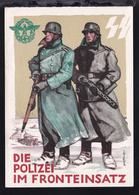 """""""Die Polizei Im Fronteinsatz"""" Zum Tag Der Deutschen Polizei 1942 - Militaria"""