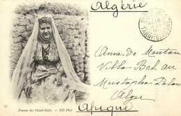 Femme De Ouled Nails RV - Algérie