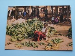 Afrique En Couleurs VENDEUSE De BANANES Vendor ( 7625 - IRIS ) Anno 19?? ( Zie / Voir Photo ) ! - Cartes Postales