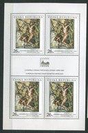 Tchèque Rep ** N° 362 - Peinture - República Checa