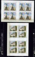 Tchèque Rep **  N° 308/309 - Paysages - República Checa