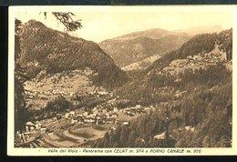 RB273 VALLE DEL BLOIS , PANORAMA CON CELAT E FORNO CANALE - Italia
