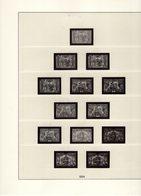 Portugal Lindner Ringbinder Mit Vordruckblätter 1894 - 1940 No. 219 Gebraucht Ohne Marken - Álbumes & Encuadernaciones