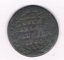 DOUBLE LIARD 1750 OOSTENRIJKSE NEDERLANDEN BELGIE /35/ - België