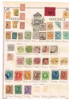 Venézuéla Ancienne Collection Old Collection - Sammlungen (ohne Album)