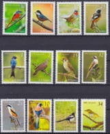 "TAIWAN 2007/8, ""Birds"", 3 Series Unmounted Mint - 1945-... Republik China"