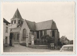 Wolverthem - Wolvertem - De Kerk  - Foto 11.3 X 8.3 Cm - Meise
