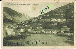 Molise-isernia-roccamandolfi Corso Umberto I Ingresso Del Paese Veduta Primi 900 (v.retro/f.piccolo) - Italie