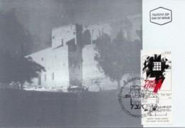 ISRAEL, 1991, Maxi-Card(s), Etzel - Resistance, SG1155, F5421 - Cartes-maximum