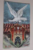 5 .XI . 1916 Wydawnictwo Salonu Malarzy Polskich Krakowie - Polonia