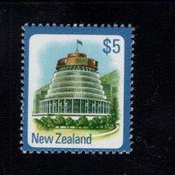 905058247 1981  SCOTT  650 POSTFRIS MINT NEVER HINGED EINWANDFREI (XX)  PARLIAMENT BUILDING WELLINGTON - Nouvelle-Zélande
