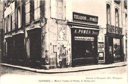 FR66 PERPIGNAN - Cassoly Et Bousquet - Maison TIXADOR Et POMES - Devanture Magasin De Musique - Belle - Andere