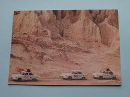 """Les PL 17 PANHARD De La Caravane """" IC 16 """" Traversent La Cappadoce / Anno 1963 ( Zie / Voir Photo Svp ) - Cartoline"""