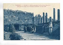 """ALGERIE - TIMGAD """" Oreste """" Pièce Grecque De M. R. Berton Jouée Par La Troupe De La Comédie Française Le 9/5/1926 - N° 3 - Algérie"""