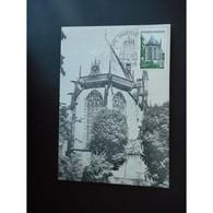 Carte Postale Premier Jour De 1971 - Maximumkarten