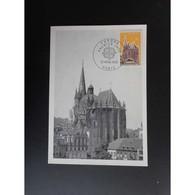 Carte Postale Premier Jour De 1972 - Maximumkarten