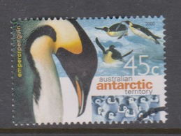 Australian Antarctic Territory ASC 123 2000 Antarctic Penguins,Emperor Penguin - Used Stamps
