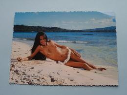 """Collection """" FILLES Des MERS Du SUD """" Photo : Teva Sylvain ( 216 ) Tahiti > Anno 19?? ( Zie / Voir Photo Svp ) - Polynésie Française"""