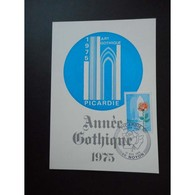 Carte Postale Premier Jour De 1975 - Maximumkarten
