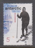 Australian Antarctic Territory ASC 126 2001 Australians In The Antarctic Discovery,Louis Bernacchi,used - Used Stamps